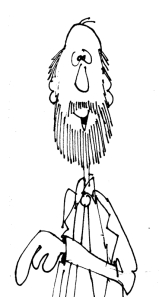Larson toon head & shoulders
