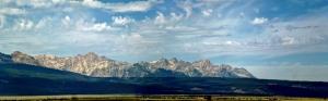 Northern Sawtooths, Idaho