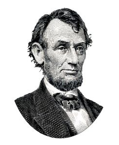 $5Lincoln-oval-masked