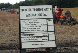 BigRock plow-match