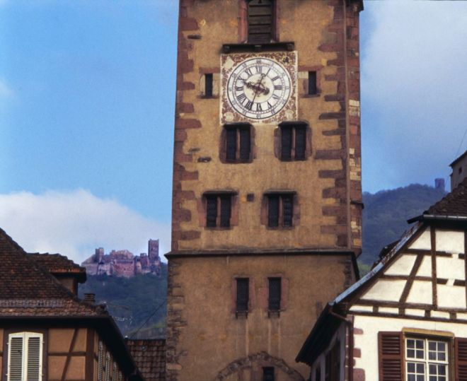 Fr91-Ribeauvillé082-clocktower